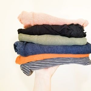 6 for 26 Staple Tees